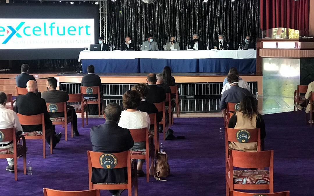 JORNADA DE INFORMACIÓN DE LAS AYUDAS EUROPEAS, LOS PERTE Y LA INICIATIVA COSTA JANDÍA