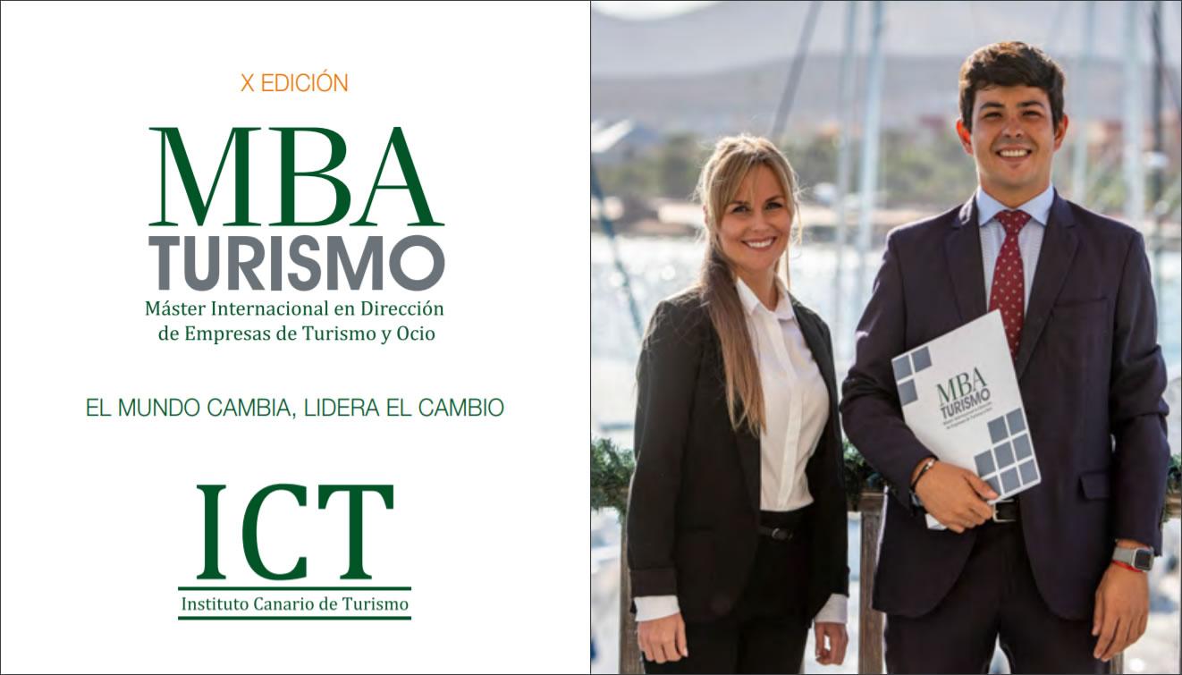 MBA Turismo